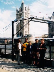 Visiting London